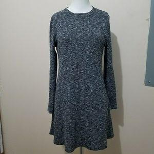 Topshop Ribbed Lightweight sweater Dress
